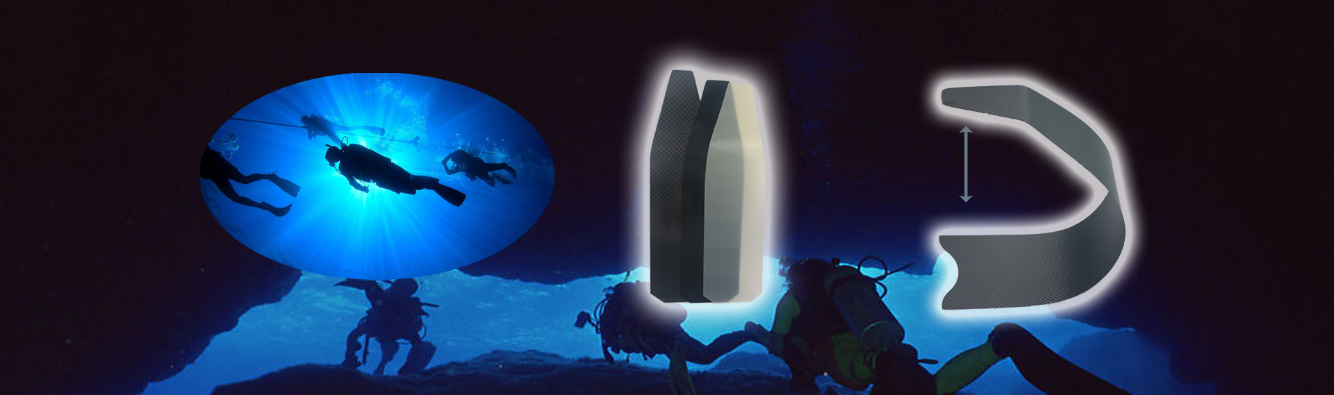 BESTWILL COMPOSITE., Ltd. Diving fins